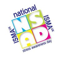 National Stress Awareness Day Logo
