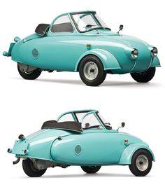 1957 Jurisch Motoplan.