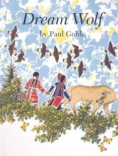 Dream Wolf (Aladdin Picture Books) When two Plains Indian children become lost, they are cared for and guided safely home by a friendly wolf.