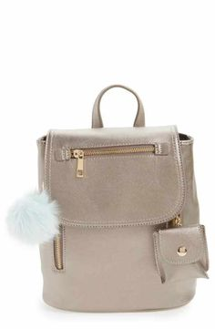 5eb3b76d4156f BP. Faux Leather Backpack Faux Leather Backpack
