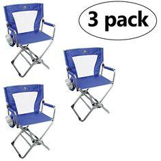 Set Of 3   GCI Outdoor Xpress Directoru0027s Chair