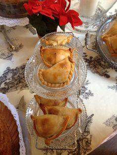 """Empanadas de 'Margó Salón de Té"""""""