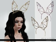 artRave Headband by LeahLillith - Free Sims 3 Accessories Downloads The Sims Resource - TSR Custom Content Caboodle - Best Sims3 Updates and Finds