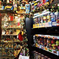Toy Tokyo - #NYC #Yuggler #KidsActivities #ToyStore