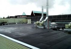 Green Roofing for Commercial Buildings Buildings, Commercial, Green, Home, Ad Home, Homes, Haus, Houses
