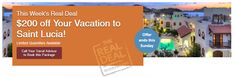 $200 Off St. Lucia Vacation - https://traveloni.com/vacation-deals/200-off-st-lucia-vacation/ #travel #vacation #caribbean #stlucia