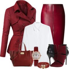 A fashion look from January 2014 featuring dVb Victoria Beckham blouses, Doublju y Steve Madden ankle booties. Browse and shop related looks.