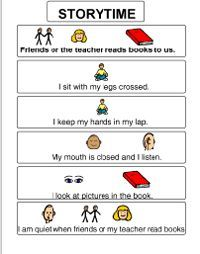 visual rules for play time - Google Search