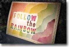 Hobby Alternatief: Lezen is voor iedereen: Follow the rainbow