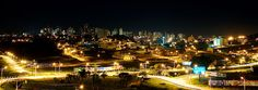 Vista panorâmica de São Carlos