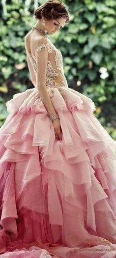 25 Pink Ball Gowns for Your Next Gala ...