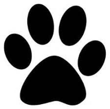 Paw print template shape paw patrol pinterest print image result for paw print templates pronofoot35fo Choice Image