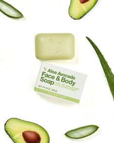 It's so we're sharing our love for our Avocado Face & Body Soap! This soap contains the rich, moisturizing properties of avocado butter, leaving your face and body feeling wonderfully smooth and clean! Forever Living Aloe Vera, Forever Aloe, Aloe Heat Lotion, Avocado Butter, Body Soap, Herbal Extracts, Forever Business, Forever Living Products, Aloe Vera Gel