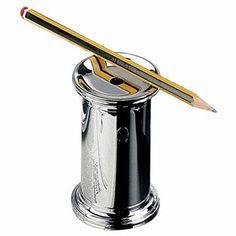 El Casco Chrome Pencil Sharpener