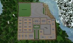 Minecraft medi... Minecraft Medieval Village Layout ...