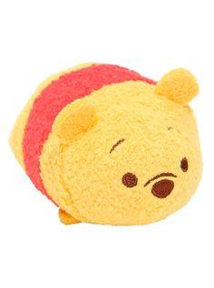 Disney Winnie The Pooh Tsum Tsum Pooh Mini Plush,