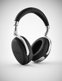 here's another design by philippe starck that i actually like: parrot zik 2.0. however, as with any of his designs, usability has to be checked before buying...