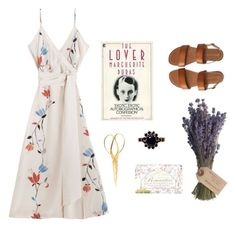 """""""provençal fields"""" by silhouetteofsilk ❤ liked on Polyvore featuring Nesti Dante, Olive and Aéropostale"""