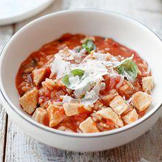 Risotto z kurczakiem i pomidorami | Kwestia Smaku