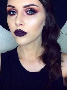 This deep purple Transylvania color by NYX is amazing! Purple Lipstick Makeup, Dark Lipstick, Beauty Makeup, Hair Beauty, Drugstore Beauty, Beauty Stuff, Nyx Lip Lingerie, Liquid Suede Cream Lipstick, Best Lipsticks