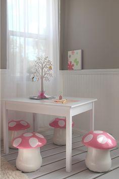 Heart to Heart | Mushroom Chairs - Set of 2 | Nordstrom Rack