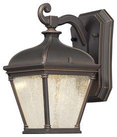 Lauriston Manor 1-Light Outdoor Wall Lantern
