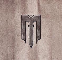 Mezcal Malabraga logo. Designed by Manifiesto Futura