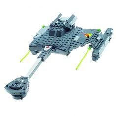 Star Trek Klingon D-7 Battlecruiser