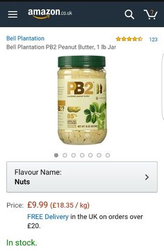 1 syn per tablespoon Slimming world