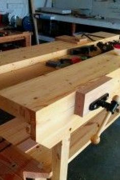 29 Woodworking Bench Plans Design No. 13603 Small Woodworking Bench Plans For Garage Spaces Woodworking Square, Woodworking Jointer, Woodworking Furniture Plans, Woodworking Basics, Easy Woodworking Projects, Fine Woodworking, Woodworking Videos, Woodworking Apron, Woodworking Workshop