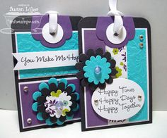 Happy Tags--Set by susiestampalot - Cards and Paper Crafts at Splitcoaststampers