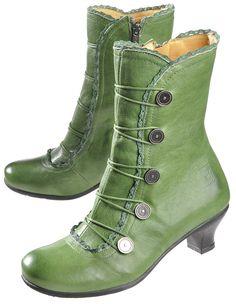 Brako 'Alba', meadow - Ankle Boots - Deerberg
