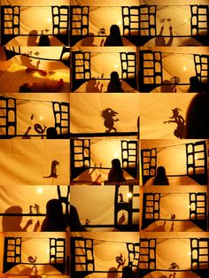 Shadow Puppet Theatre by Sisters Guild