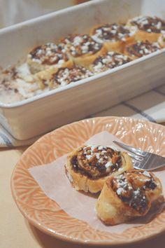 FOODLOVE | EASY CINNAMON ROLLS