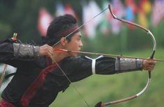 WHAF News Letter :: The History of Korean Kisa(Korean Horseback Archery)