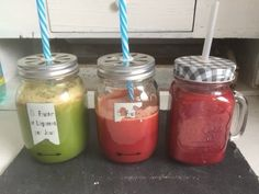 Cure de Jus : Lundi je me lance ! - Camille CMP Jus Detox, Camille, Mason Jars, The Cure, Juice, Mugs, Tableware, Smoothie, Green