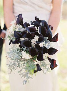 Cala Lily Bridal Bouquet – 20 Beautiful Art Deco Bridal Bouquets