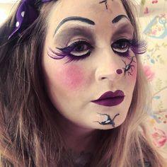 Charlene / MUA / Stylist (@stylebycharlie) • Instagram-bilder og -videoer Creative Makeup Looks, Beauty Makeup, Halloween Face Makeup, Stylists, Makeup Ideas, Instagram, Facepaint Ideas, Gorgeous Makeup