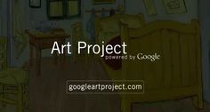 Google Art Project- virtual field trips to art museum around the world. This is INCREDIBLE!