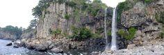Cheonjiyeon Falls South Korea