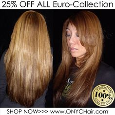 The best in #Europeanhair extensions! DAY 11 of #ONYCHair World Wide 12 Days of Deals going on NOW! Between the hours of 12am to 11:59pm (EST, GMT, and WAT), receive 25% OFF ALL Euro-Collection #hair (Any FINISHED STYLE, Any LENGTH)! Promo code: DAY11 Don't miss this opportunity! Be sure to check out our website for your region daily to get the details for the DEAL OF THE DAY. Shop Now>>> ONYCHair.com Shop Now>>> ONYCHair.uk Shop Now>>> ONYCHair.ng