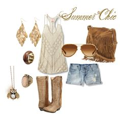 My Charleston inspired summer outfit!