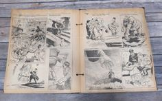 For all the history buffs out there, this 3 album set of vintage 1940-44 political cartoons is a real cool find! Auction ends January 4, 2017 at 8:15 p.m. MT. Your purchase helps Discover Goodwill continue to provide life-changing services to members of our community!