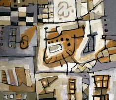 050-- ( 2009 ) oil on canvas- 110x96cm by ISSAM TANTAWI,