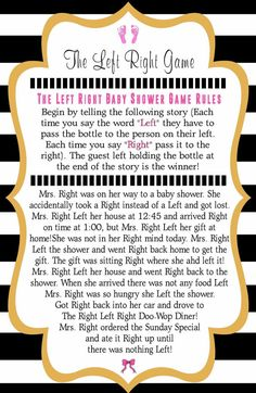 Kate Spade Inspired Baby Shower Games: 1 by PrettyPennyPrinting