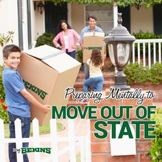 Relocating to another state can be mentally refreshing, exciting, and give you the chance to start anew.