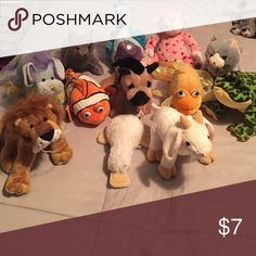 Wenkinz and Ganz animals Just stuffed animals.  No codes.   Just so cute!! Other