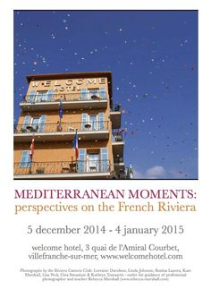 mediterranean moments photo exhibition, villefranche-sur-mer