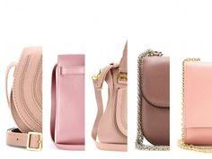 Miss Bagaholic: Blush color for pre-fall handbags