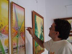 Exposición Museo Abraham Cárdenes de Tejeda · 2008